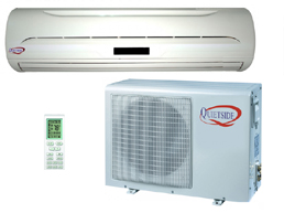 Split Air Conditioner new: Quietside Split Air Conditioner